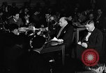 Image of Samuel Ornitz questioned by HUAC United States USA, 1947, second 7 stock footage video 65675050676