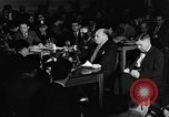 Image of Samuel Ornitz questioned by HUAC United States USA, 1947, second 10 stock footage video 65675050676