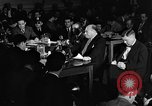 Image of Samuel Ornitz questioned by HUAC United States USA, 1947, second 11 stock footage video 65675050676
