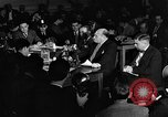 Image of Samuel Ornitz questioned by HUAC United States USA, 1947, second 20 stock footage video 65675050676