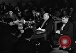 Image of Samuel Ornitz questioned by HUAC United States USA, 1947, second 24 stock footage video 65675050676