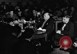 Image of Samuel Ornitz questioned by HUAC United States USA, 1947, second 25 stock footage video 65675050676