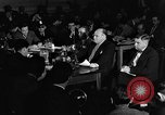 Image of Samuel Ornitz questioned by HUAC United States USA, 1947, second 26 stock footage video 65675050676