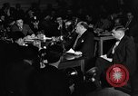 Image of Samuel Ornitz questioned by HUAC United States USA, 1947, second 34 stock footage video 65675050676