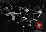 Image of Samuel Ornitz questioned by HUAC United States USA, 1947, second 35 stock footage video 65675050676