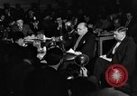 Image of Samuel Ornitz questioned by HUAC United States USA, 1947, second 36 stock footage video 65675050676