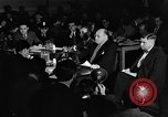 Image of Samuel Ornitz questioned by HUAC United States USA, 1947, second 37 stock footage video 65675050676