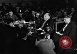 Image of Samuel Ornitz questioned by HUAC United States USA, 1947, second 49 stock footage video 65675050676