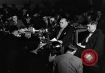 Image of Samuel Ornitz questioned by HUAC United States USA, 1947, second 51 stock footage video 65675050676