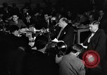 Image of Samuel Ornitz questioned by HUAC United States USA, 1947, second 52 stock footage video 65675050676