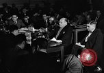 Image of Samuel Ornitz questioned by HUAC United States USA, 1947, second 54 stock footage video 65675050676