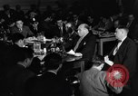 Image of Samuel Ornitz questioned by HUAC United States USA, 1947, second 56 stock footage video 65675050676