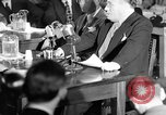 Image of Samuel Ornitz questioned by HUAC United States USA, 1947, second 61 stock footage video 65675050676