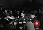 Image of Herbert Biberman questioned at HUAC United States USA, 1947, second 8 stock footage video 65675050677