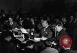 Image of Herbert Biberman questioned at HUAC United States USA, 1947, second 11 stock footage video 65675050677