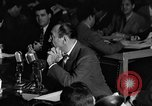 Image of Herbert Biberman questioned at HUAC United States USA, 1947, second 44 stock footage video 65675050677