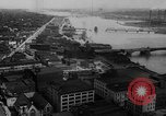 Image of model of a city Toledo Ohio USA, 1945, second 5 stock footage video 65675050685