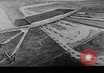 Image of model of a city Toledo Ohio USA, 1945, second 35 stock footage video 65675050685