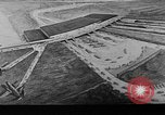Image of model of a city Toledo Ohio USA, 1945, second 37 stock footage video 65675050685