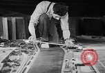 Image of model of a city Toledo Ohio USA, 1945, second 42 stock footage video 65675050685