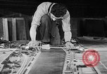 Image of model of a city Toledo Ohio USA, 1945, second 43 stock footage video 65675050685