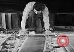 Image of model of a city Toledo Ohio USA, 1945, second 44 stock footage video 65675050685