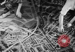 Image of model of a city Toledo Ohio USA, 1945, second 47 stock footage video 65675050685