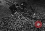 Image of model of a city Toledo Ohio USA, 1945, second 51 stock footage video 65675050685