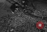 Image of model of a city Toledo Ohio USA, 1945, second 52 stock footage video 65675050685