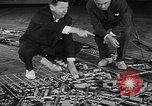 Image of model of a city Toledo Ohio USA, 1945, second 53 stock footage video 65675050685