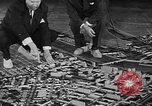 Image of model of a city Toledo Ohio USA, 1945, second 55 stock footage video 65675050685