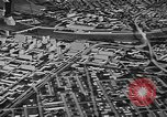 Image of model of a city Toledo Ohio USA, 1945, second 60 stock footage video 65675050685