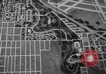 Image of model of a city Toledo Ohio USA, 1945, second 62 stock footage video 65675050685