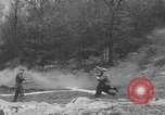 Image of communication wires United States USA, 1945, second 36 stock footage video 65675050686