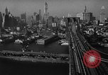 Image of USS Monterey New York City USA, 1945, second 14 stock footage video 65675050697