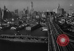 Image of USS Monterey New York City USA, 1945, second 15 stock footage video 65675050697