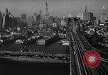 Image of USS Monterey New York City USA, 1945, second 16 stock footage video 65675050697