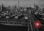 Image of USS Monterey New York City USA, 1945, second 17 stock footage video 65675050697