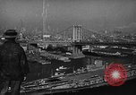 Image of USS Monterey New York City USA, 1945, second 23 stock footage video 65675050697
