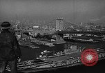 Image of USS Monterey New York City USA, 1945, second 25 stock footage video 65675050697