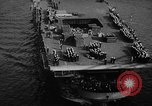 Image of USS Monterey New York City USA, 1945, second 28 stock footage video 65675050697