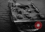 Image of USS Monterey New York City USA, 1945, second 29 stock footage video 65675050697