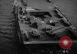 Image of USS Monterey New York City USA, 1945, second 31 stock footage video 65675050697