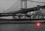 Image of USS Monterey New York City USA, 1945, second 38 stock footage video 65675050697
