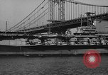 Image of USS Monterey New York City USA, 1945, second 39 stock footage video 65675050697