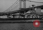 Image of USS Monterey New York City USA, 1945, second 41 stock footage video 65675050697