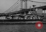 Image of USS Monterey New York City USA, 1945, second 42 stock footage video 65675050697