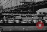 Image of USS Monterey New York City USA, 1945, second 43 stock footage video 65675050697