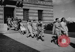 Image of display of dresses California United States USA, 1945, second 16 stock footage video 65675050698
