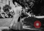 Image of display of dresses California United States USA, 1945, second 22 stock footage video 65675050698